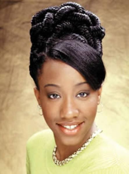 Beautiful African American Updo Hairstyles Ideas - Styles & Ideas ...