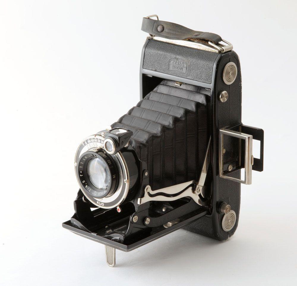 Zeiss Ikon Klio 120 Roll Film Folding Camera with by