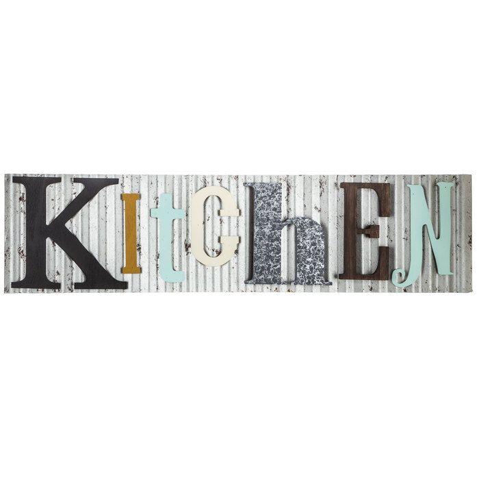 Kitchen Corrugated Metal Wall Decor Corrugated Metal Wall Metal