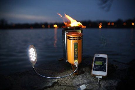 BioLite 2 - Camp Stove. Want it? Own it? Add it to your profile on unioncy.com #tech #gadgets #electronics #gear