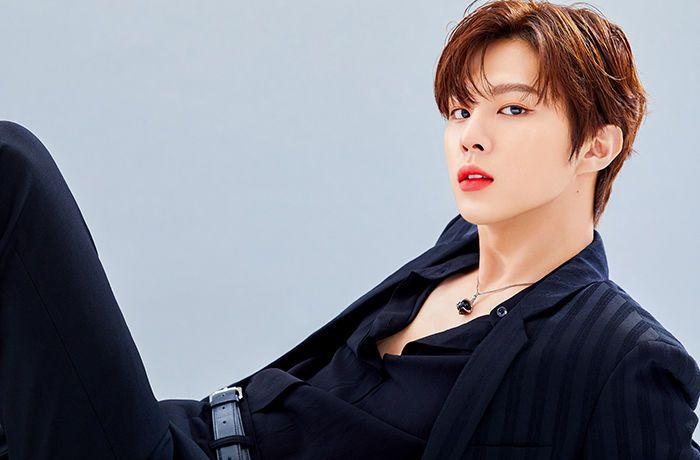 김우석의 CG 비쥬얼 돋보인 역대급 뷰티 화보컷 공개한