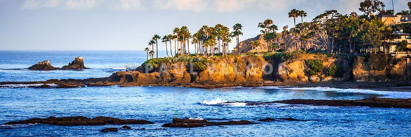 Panorama Print Of Laguna Beach Orange County California Laguna Beach Wall Art Prints Photography Wall Art