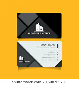 Modern Creative Business Card Template For Architecture And Interior Design Ag Business Cards Creative Architecture Business Cards Graphic Design Business Card