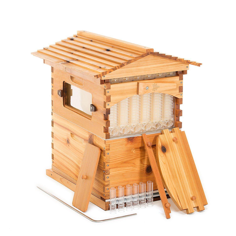 Official Flow Hive Classic Cedar 6 Frame