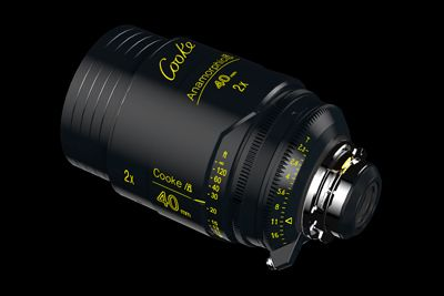 Cooke Optics Anamorphic/i lens