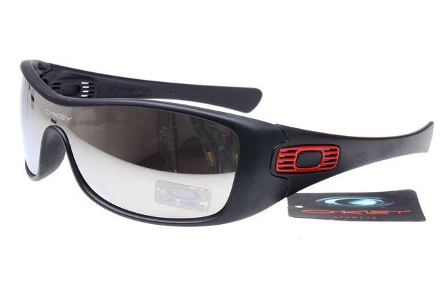 Oakley Polarized Hijinx Sunglasses Black Frame Silver Lens 0891