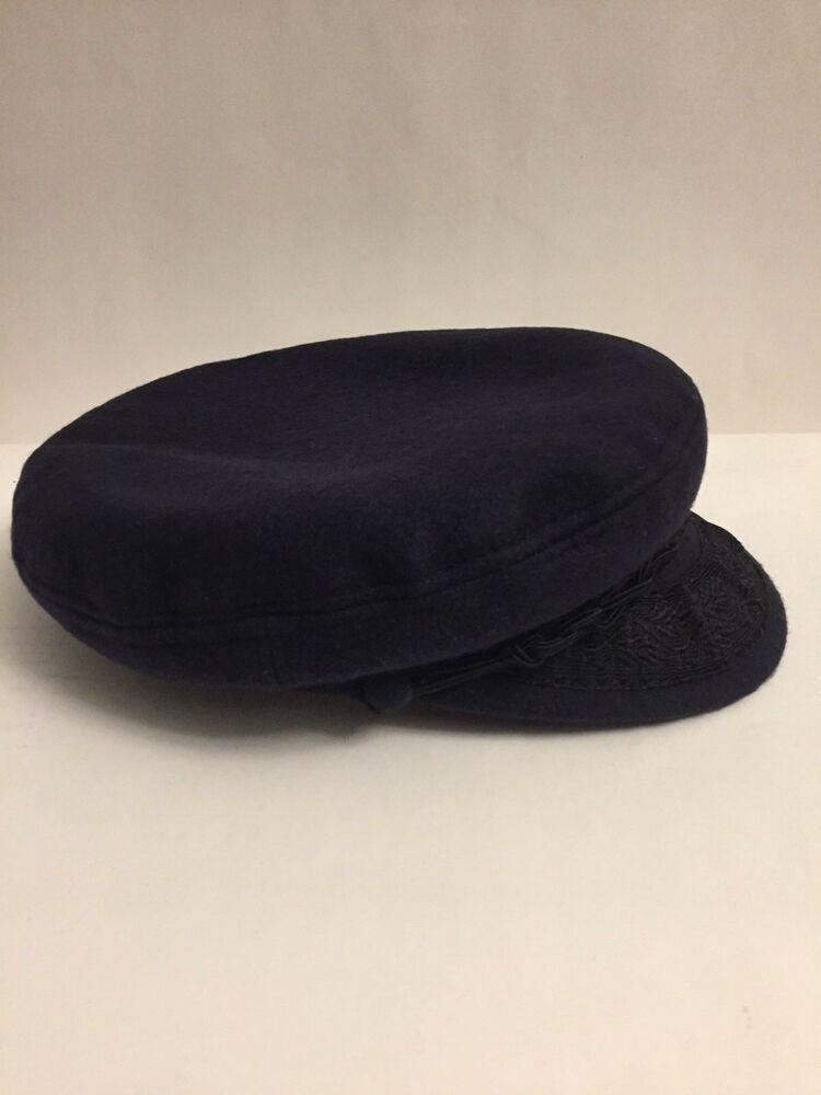3ecf9df3 Aegean Greek Fisherman's Cap Navy Color Size 54-6-3/4 Greece Woolen Hat  2993 #fashion #clothing #shoes #accessories #mensaccessories #hats (ebay  link)