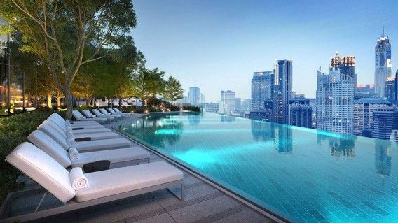 Eight New Luxury Hotels To Open In Bangkok