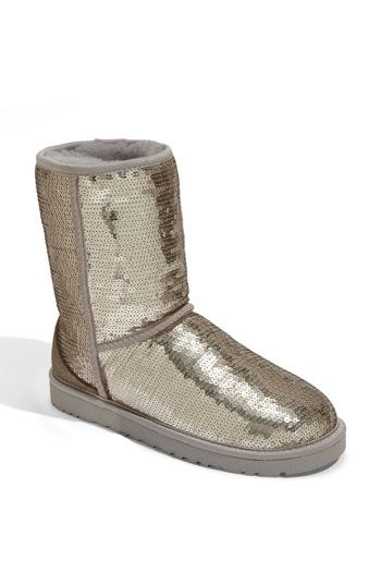 a3f9293a4d0 Sparkle Uggs... I kinda really want them. Cause, you know, I need ...