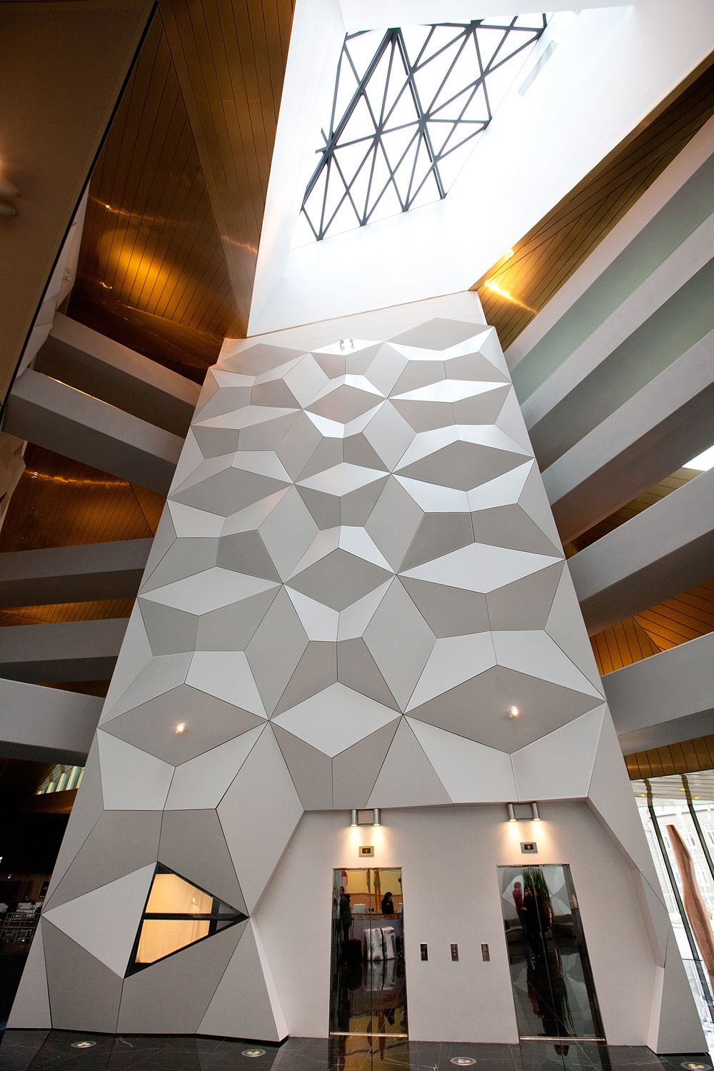 Inside detail https://www.nordicchoicehotels.no/Clarion/Clarion-Hotel-Trondheim/#