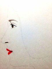 Girl Portrait of Colored Pencil Drawing  Please follow me  Please make a favorite #coloredpencil#coloredpencils#drawing #coloredpencildraw#analogdrawing#analog#drawingart#analogart#art#brown#brownhair#grey#greyeyes#portrait#girl#girlportrai #SmartNotebook #Reusable