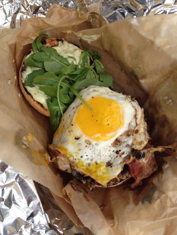 Beyond Breakfast The Coop Food Truck Urban Cowgirl Wild Heart