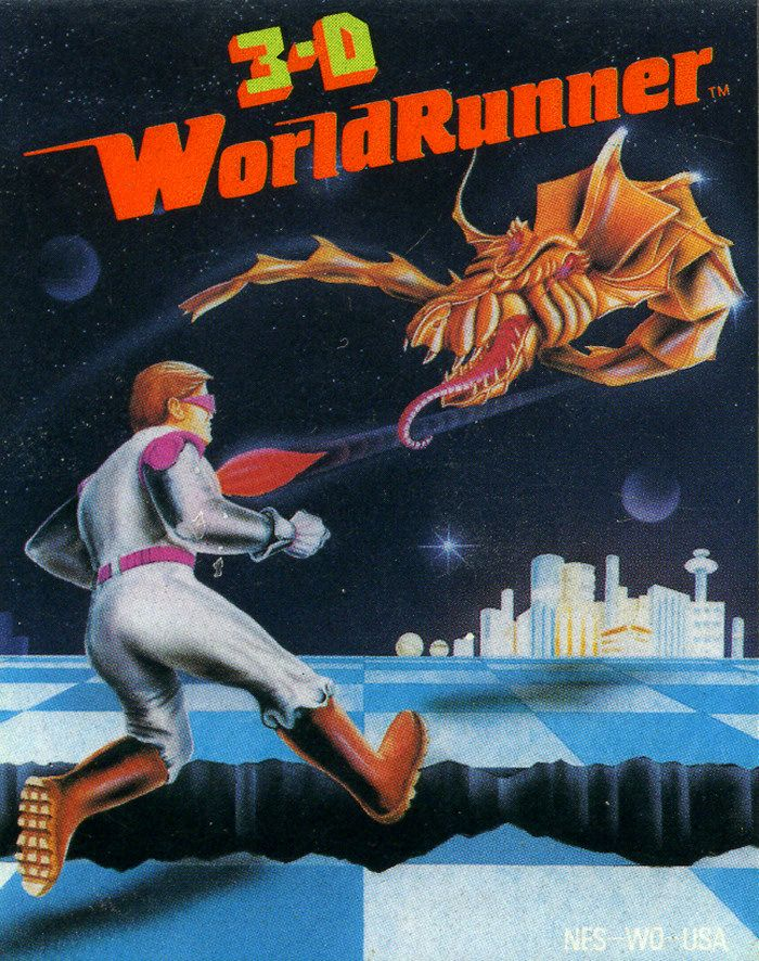 3D World Runner I appreciate that Acclaim tried to