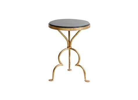 Roman Gilt Table Todd Romano