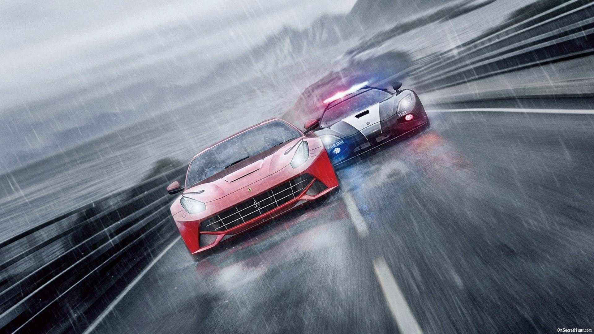 Need For Speed Rivals Wallpapers In 1080P HD « GamingBolt