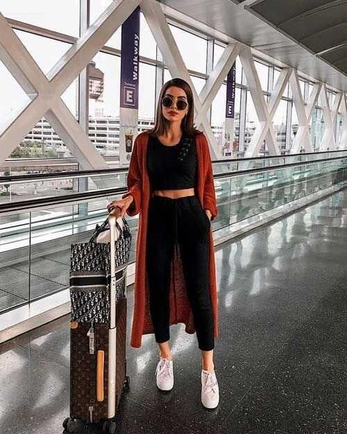 40 Summer Travel Outfits to Make you Feel Comfy