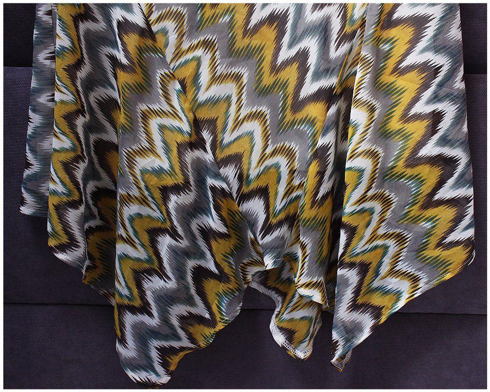 George Szyfonowa Sukienka Wzor Aztecki Dzety 44 7224961176 Oficjalne Archiwum Allegro Rugs