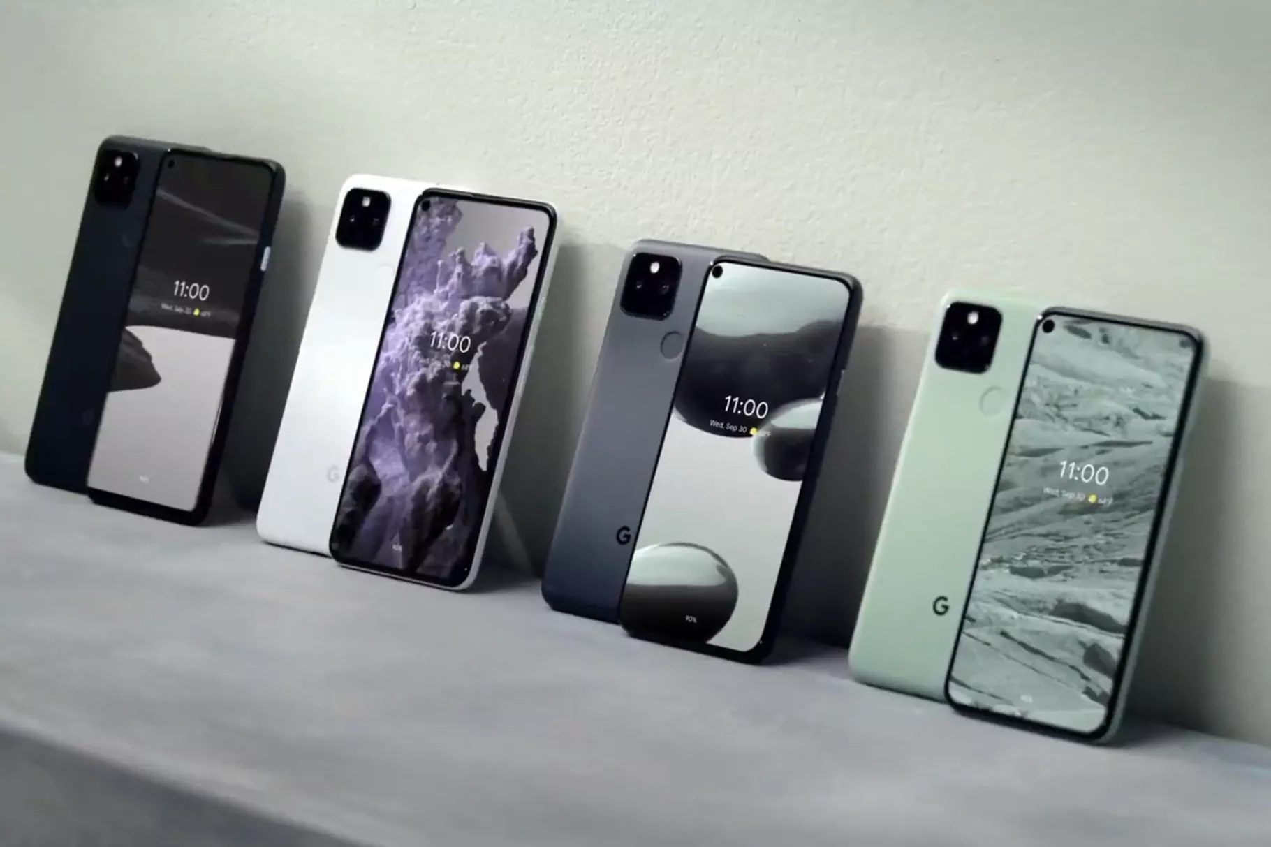 Where Can I Get These Pixel 5 Wallpapers In 2020 Three Phones Pixel Phone Phone