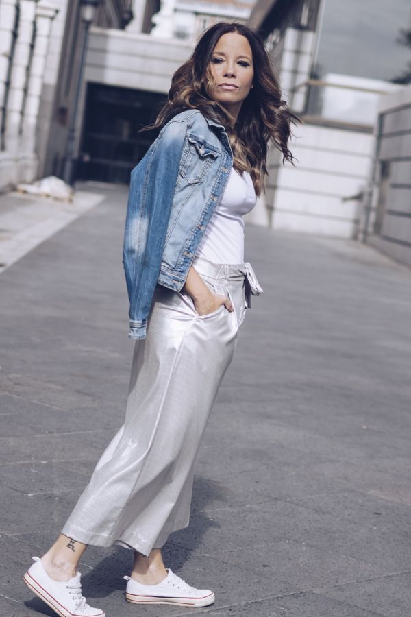 pantalon blogger zara
