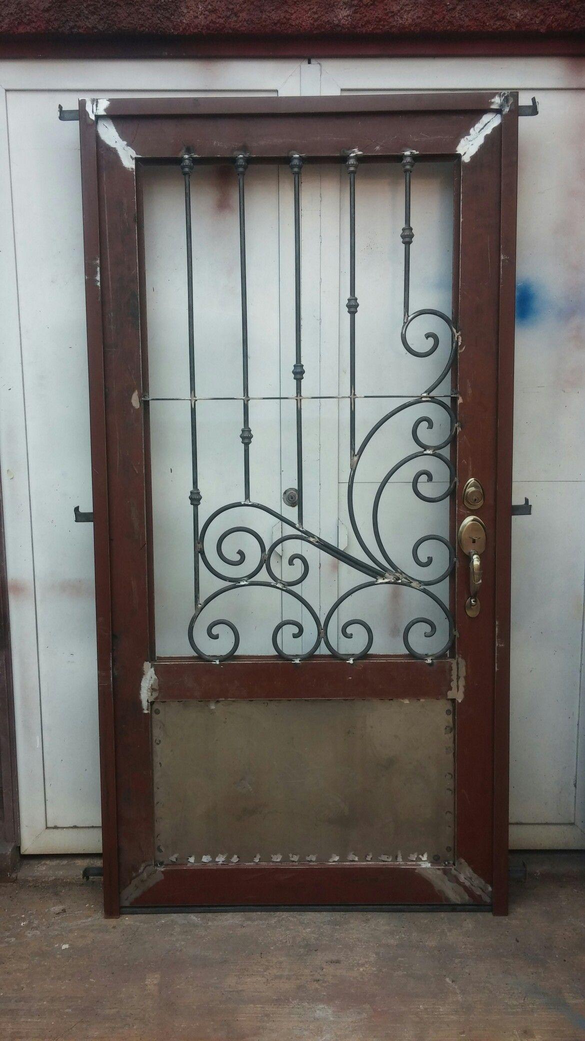 Pin De Amammamannaaaaaasyvmmmmmmmmmmm En Diseno Puertas De Hierro Puertas De Metal Modelos De Puertas