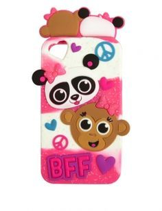 new product 232f4 3b144 iPhone Cases From Justice | ... case girls toys clearance shop ...