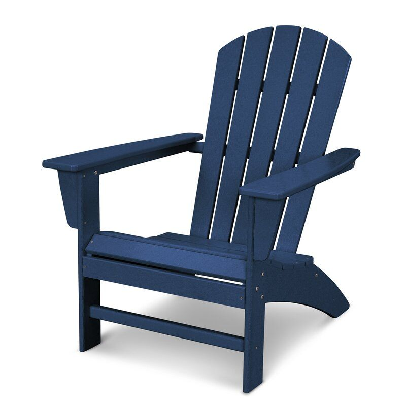 Recycled Plastic Adirondack Chair, Polywood Furniture Reviews