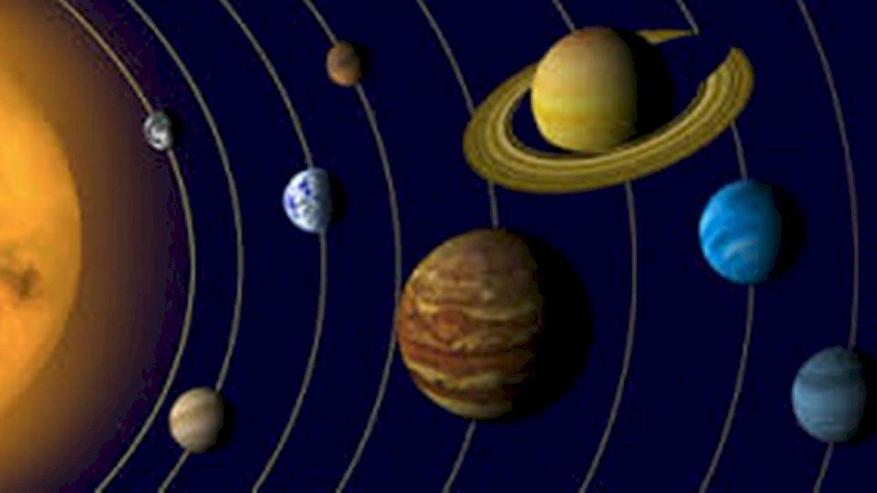 ما هي كواكب المجموعة الشمسية Solar System Planets Solar