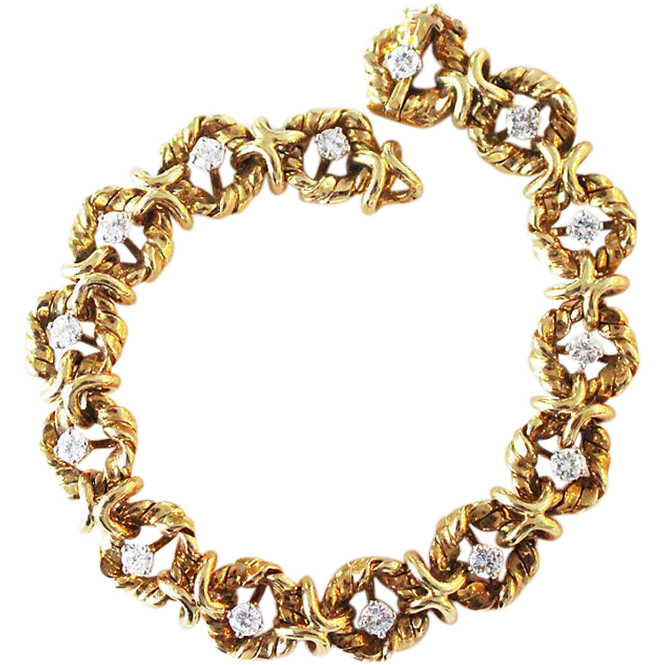 yellow of mother motifs vca cleef gold and van with b arpels bracelet in alhambra white vintage pearl product