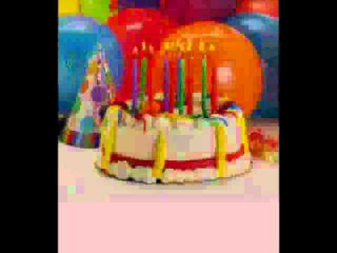 Happy Birthday With Music From Altered Images Sixteen Candles