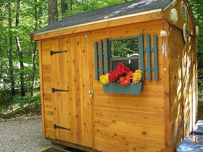 How To Organize A Storage Shed Ideas For My Backyard