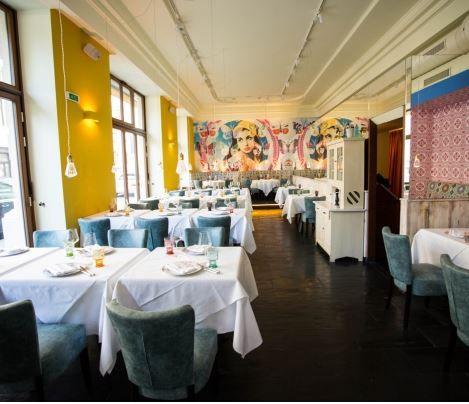 Moderne Latino Kuche Ohne Ethno Kitsch Bietet Das Restaurant Mercado In Wien Restaurant Modern Wien