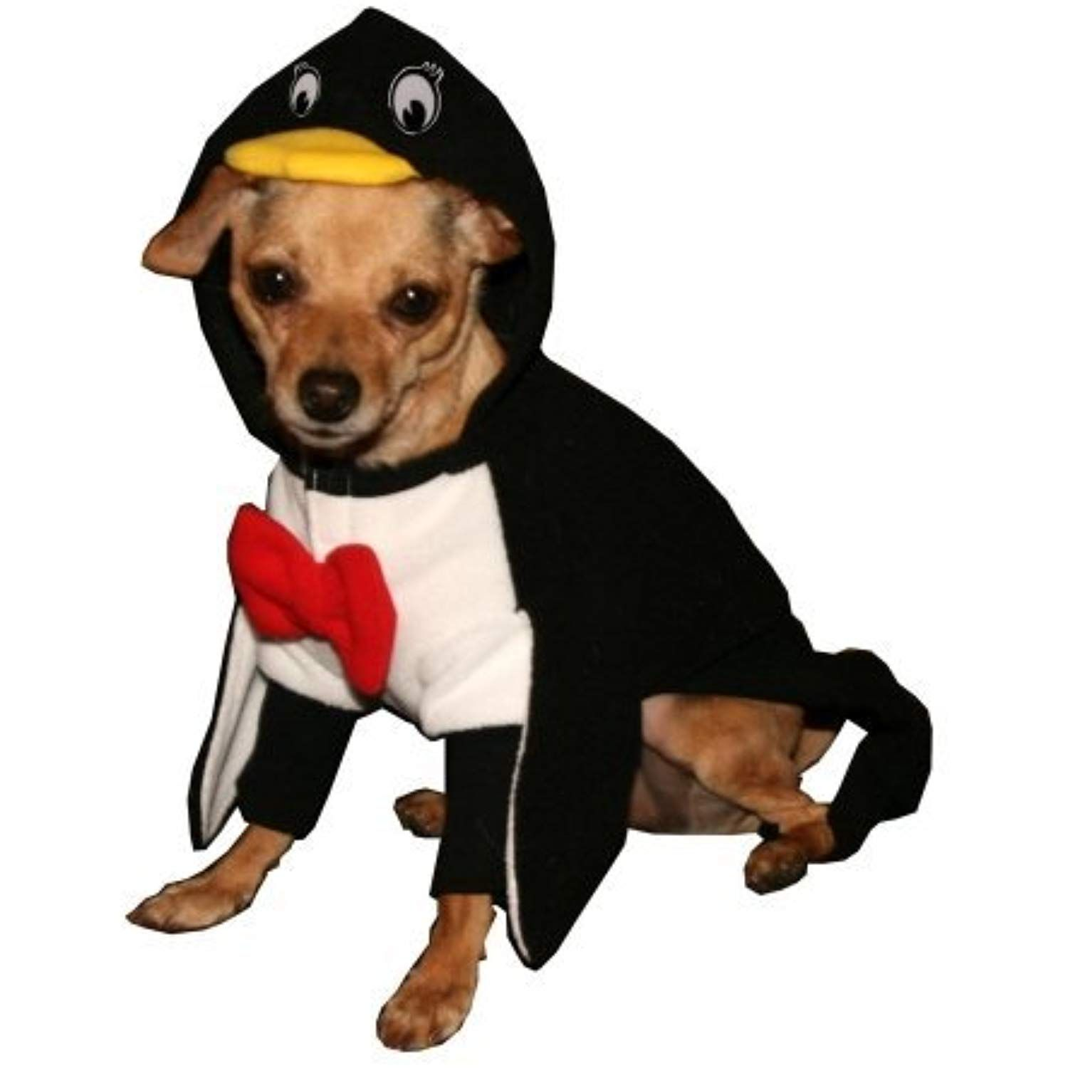 Penguin Hoodie Dog Costume Size Medium For More Information
