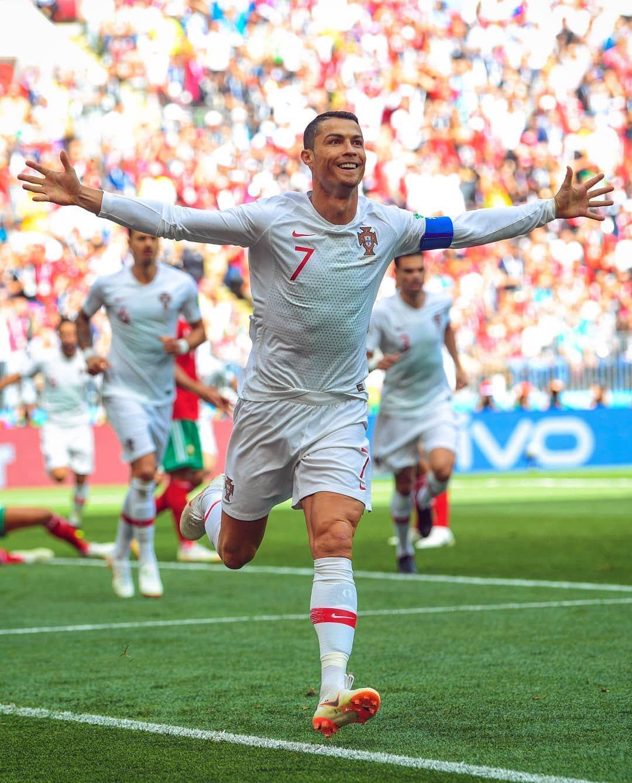 ⚽ 8️⃣5️⃣ ⚽ The  European international goalscorer of all time... ... @Cristiano Ronaldo!               #WorldCup #Cristiano…