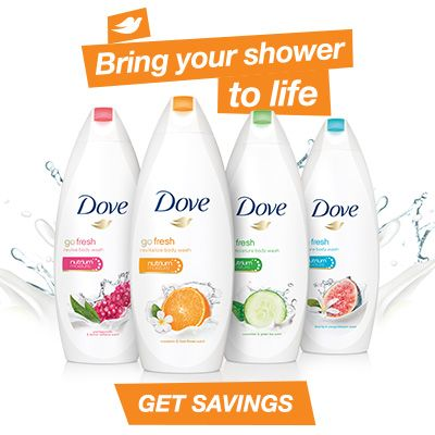 photograph regarding Printable Dove Coupons called Pin via Monica Lawrence upon magnificence Dove transfer clean, System clean