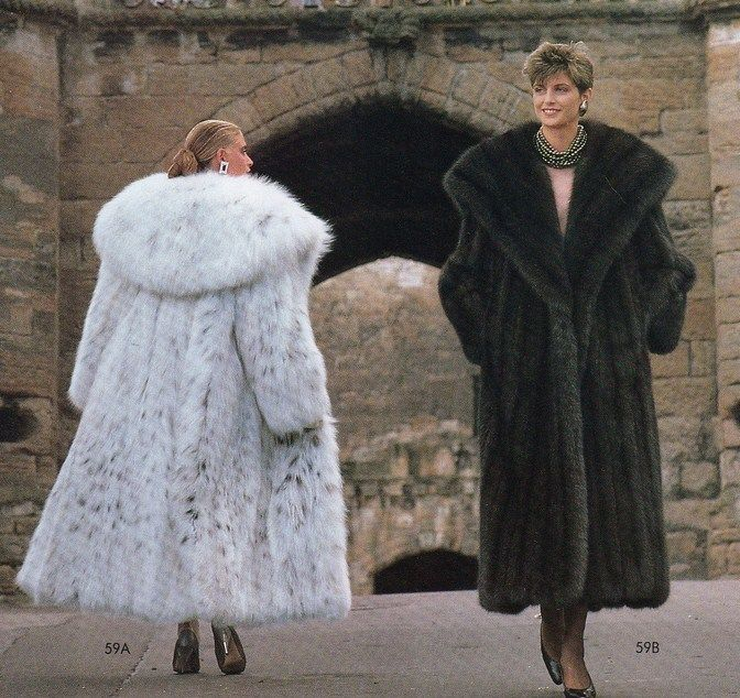 Expensive Lynx & Sable Fur Coats | furs | Pinterest | Lynx, Fur ...