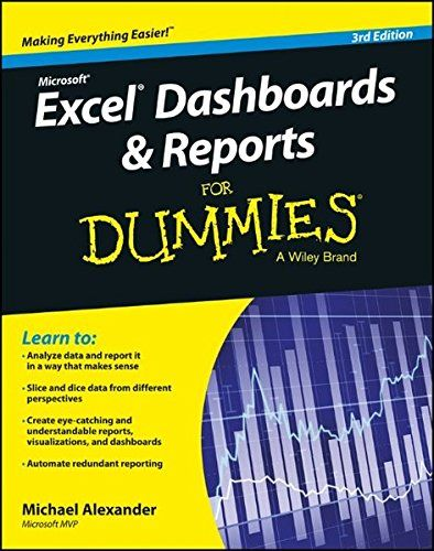 Excel Dashboards And Reports Pdf