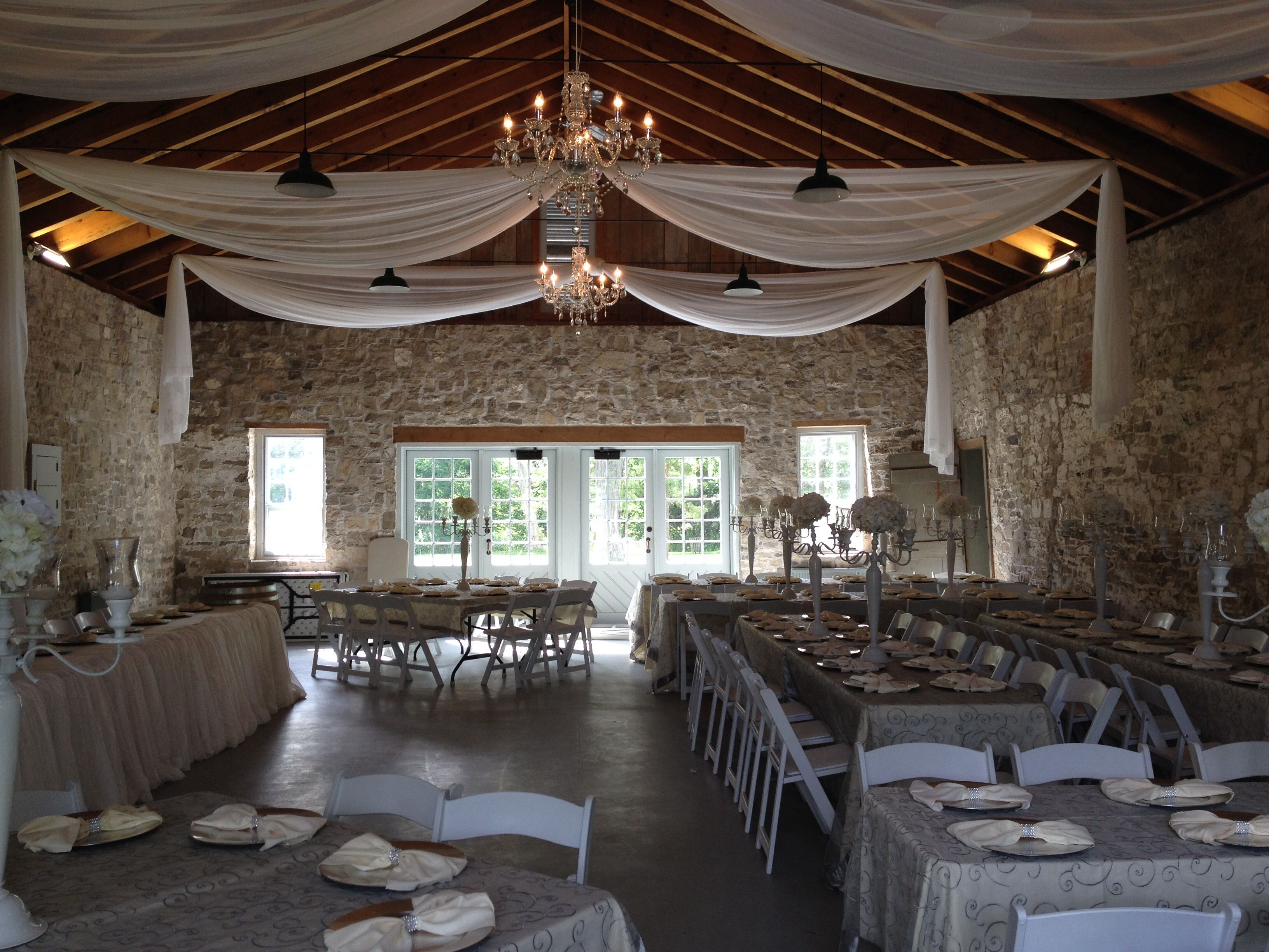 Rustic Elegance At Ruthven Park In Cayuga On