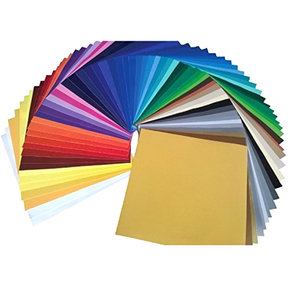 Oracal 651 Vinyl Sheets 12x12 Vinyl Sheets Self Adhesive Vinyl Sheets 63 Pack Oracal Adhesive Vinyl Sheets Vinyl Sheets Vinyl Printer Paper