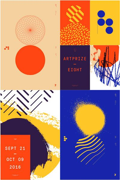 art prize 2016 poster | Else like | Poster, Diagram