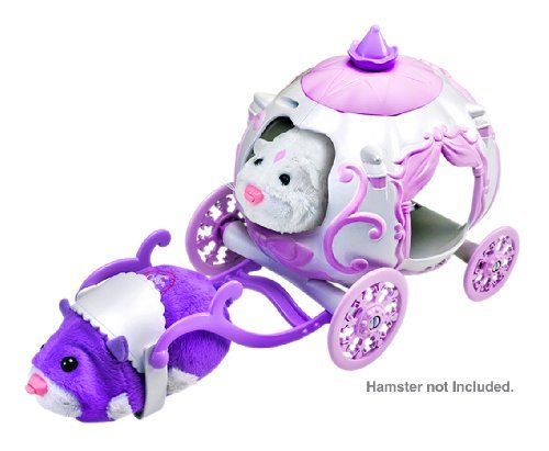 Cepia Zhu Zhu Princess Carriage By Cepia Llc 7 49 All The Fun Of Hamsters Without The Mess Innovative Zhu Zhu Pets Are The W Princess Carriage Zhu Zhu Pets