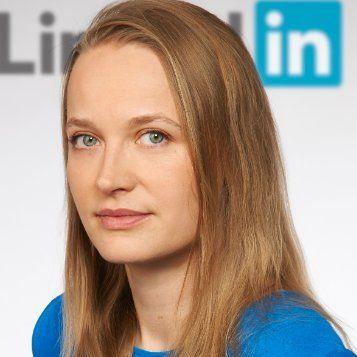 Alexandra Kolleth Mitglied der Geschäftsleitung DACH - Head of Marketing Solutions, Linkedin