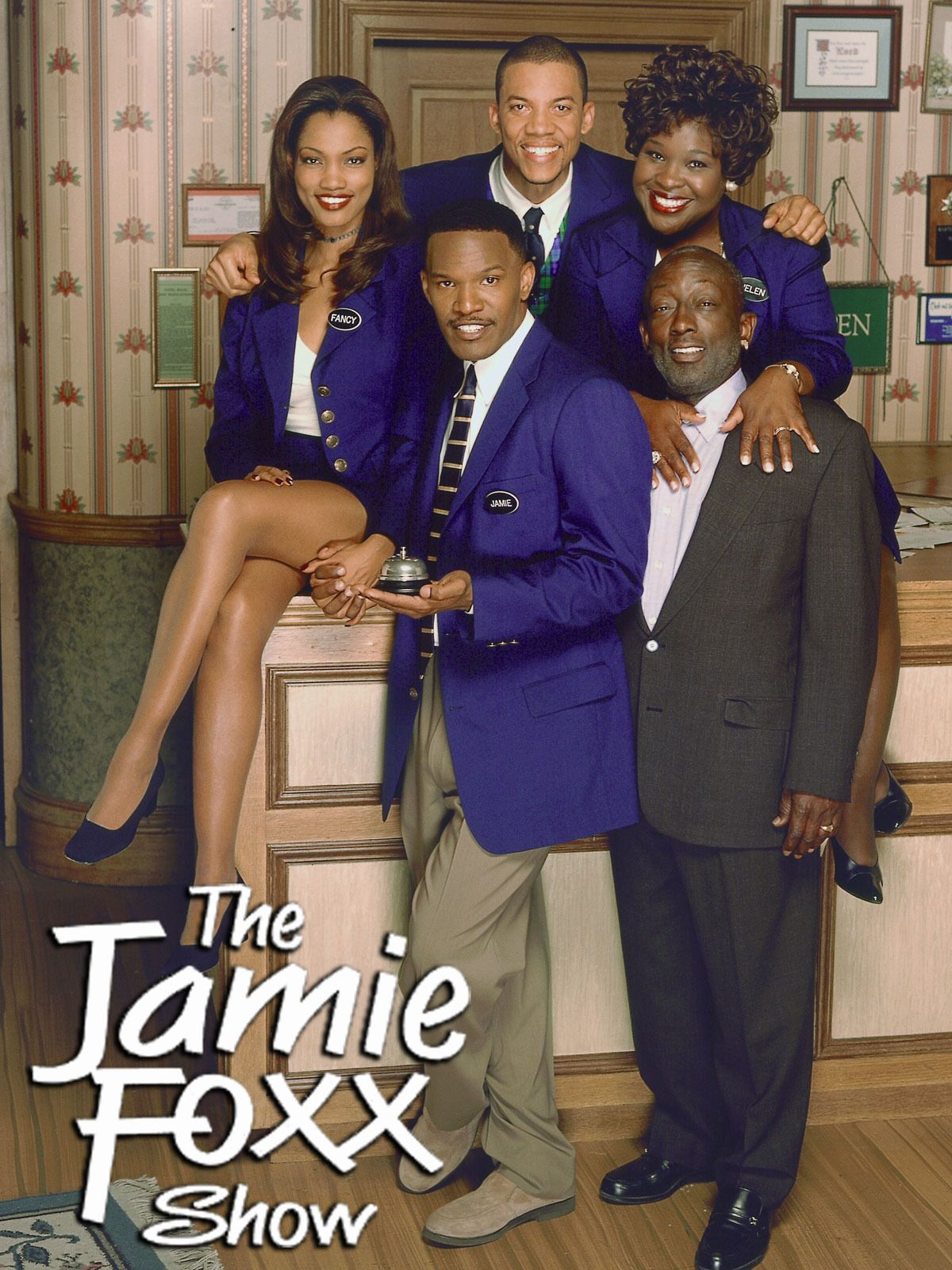 Nr Not Rated Comedy The Jamie Foxx Show 1996 2001 Black Tv
