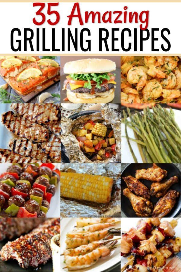 Easy Grilling Recipes- 35 easy grilled chicken recipes! images