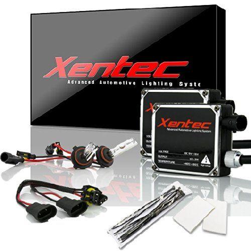 Xentec HID XENON 55W 2 Bulbs 2 Ballasts Kit Polaris ATV Headlight RZR Ranger