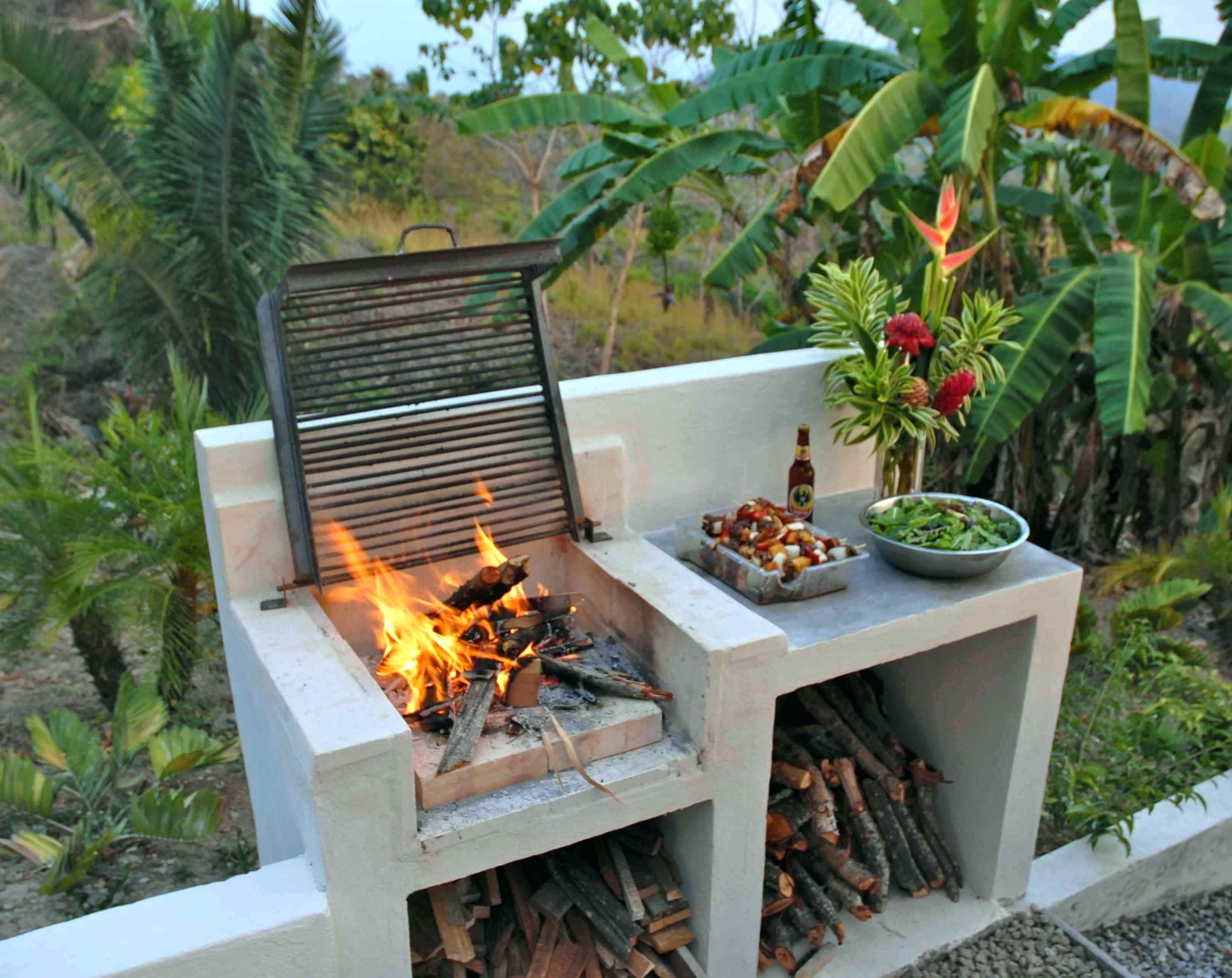 10 Awesome Concepts of How to Build Backyard Bbq Area ...