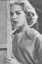 Sandra Dee in Photoplay August 1958