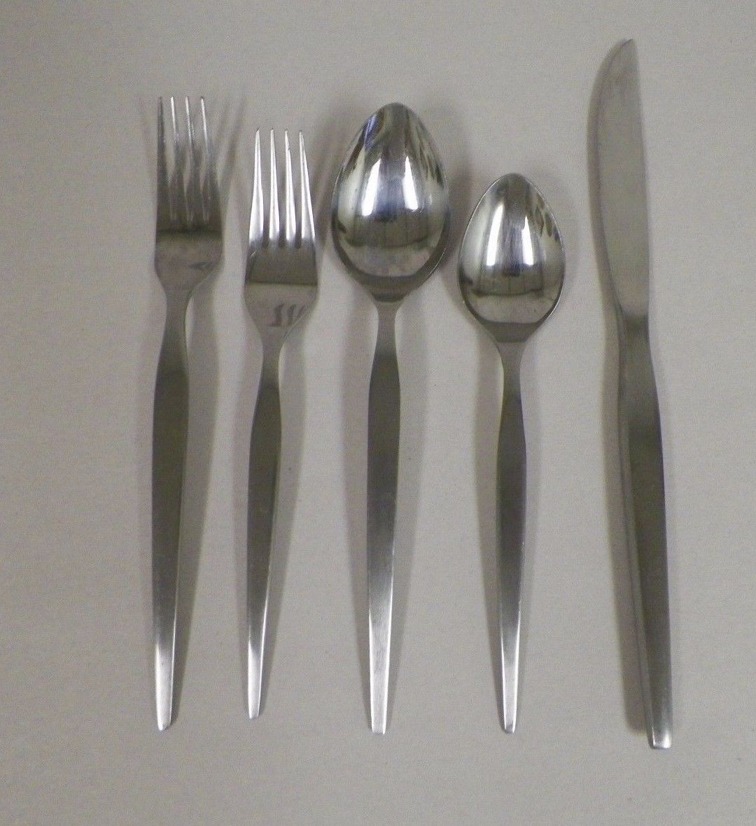 Oneida USA BANCROFT FORTUNE Spoons Forks Knives 18//8 Stainless Flatware CHOICE