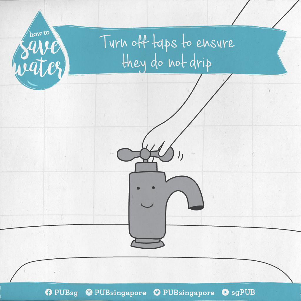 How To Save Water Turn Off Taps To Ensure They Do Not