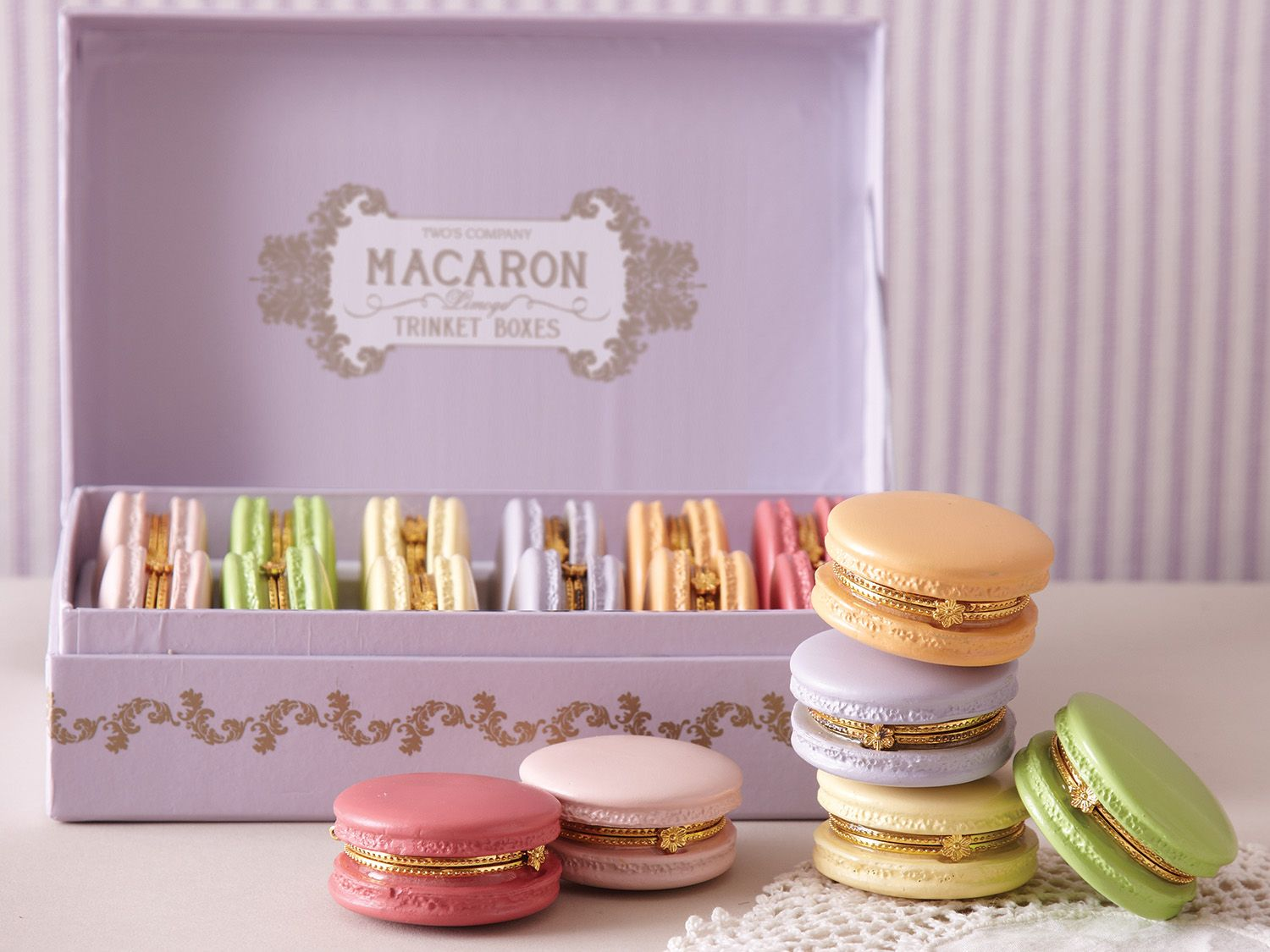 Trinket Macaron Limoge Boxes 10 These Whimsical Trinket Boxes