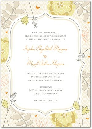Bohemianspring Weddingpaperdivas Ellinee Savethedates Stationery Invites Thankyou Rsvp Dengan Gambar Undangan